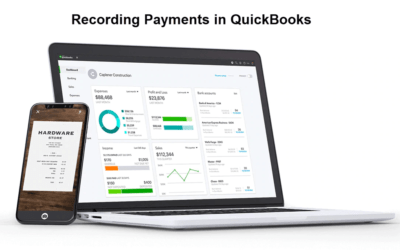 Receiving (Recording) Payments in QuickBooks Online