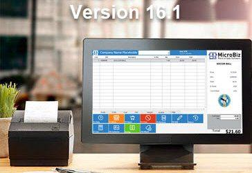MicroBiz Windows Version 16.1.2 Available