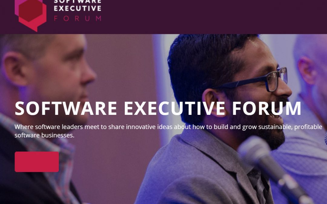 MicroBiz President to Present at Software Executive Executive Forum