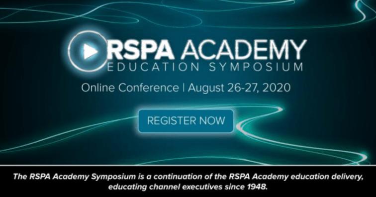 MicroBiz POS President to Participate RSPA Academy Online Symposium on Aug. 26-27